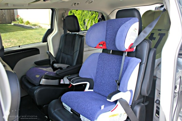 Pengers Aren T Short Of Leg E And Installing Car Seats Are A Breeze Like Mentioned Above If You Need More The Chrysler Town Country