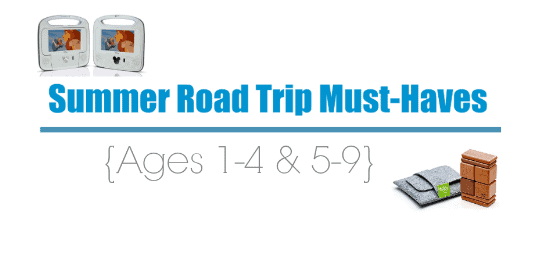 12 Summer Road Trip Must-Haves 4