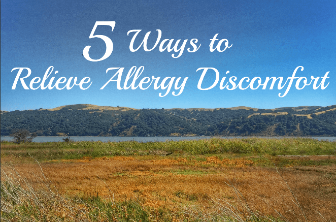 5 Ways to Relieve Allergy Discomfort 4