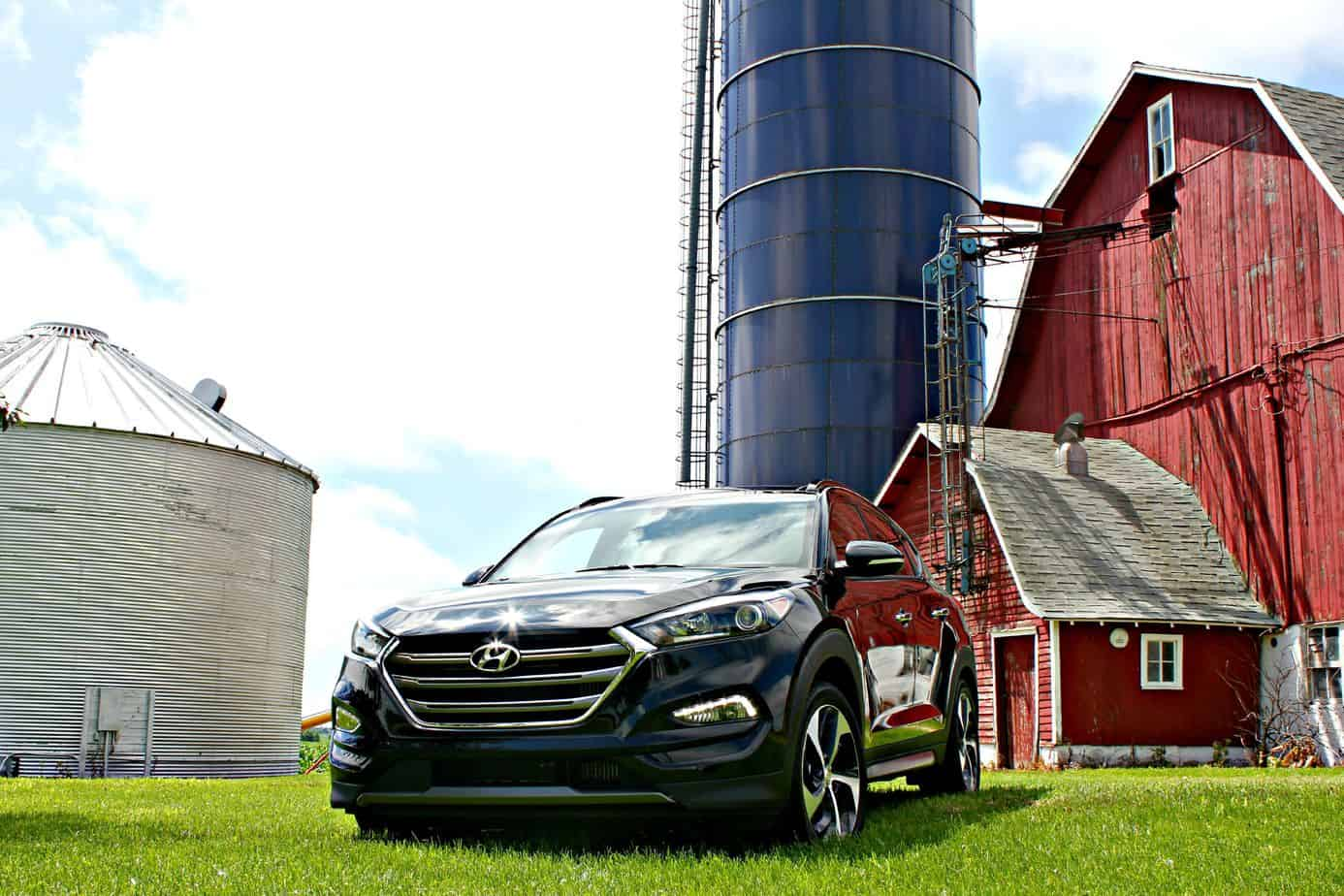2016 Hyundai Tucson: First Impression 7