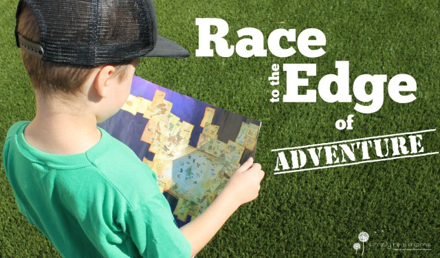 Race to the Edge of Adventure
