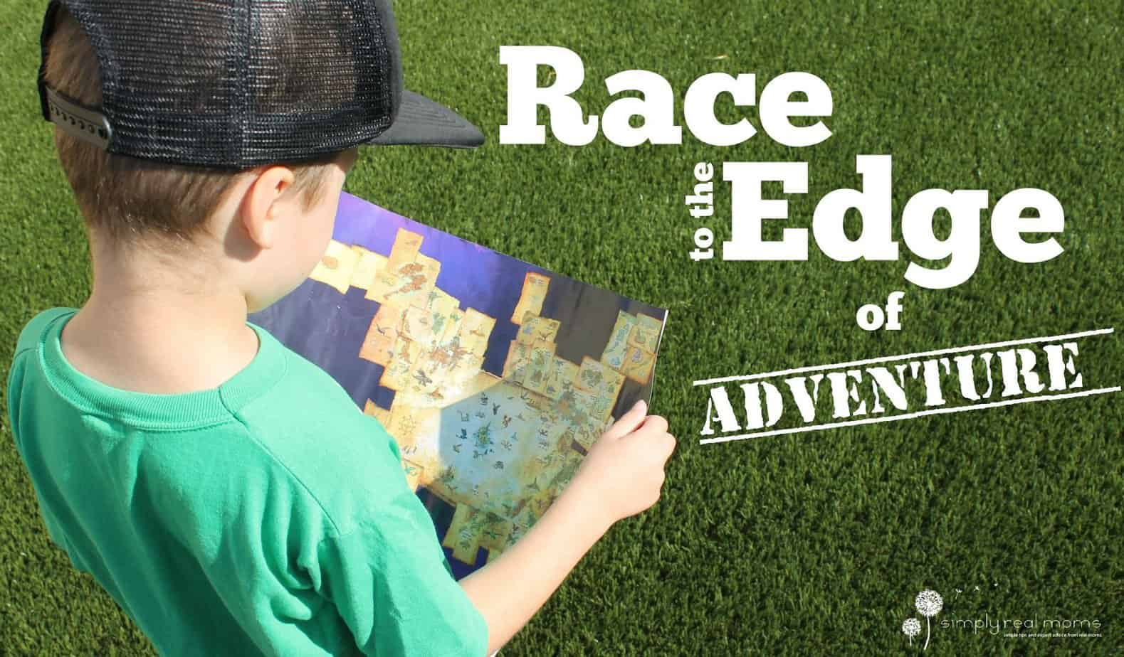 Race To The Edge Of Adventure #StreamTeam 3