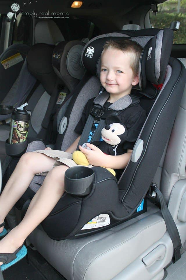 Travel Safety Tips With Safety 1sts New Grow And Go Car Seat
