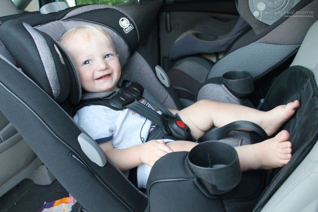 Travel Safety Tips With Safety 1st S New Grow And Go Car Seat
