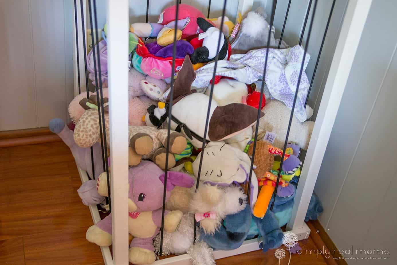 DIY Stuffed Animal Zoo 7