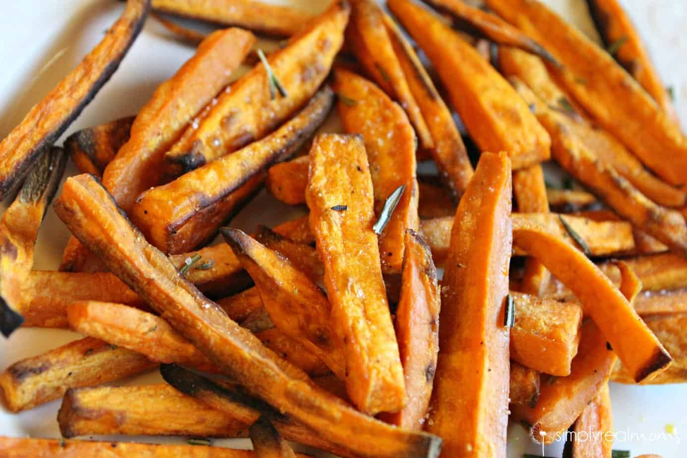 Quick and Healthy Sweet Potato Fries 6