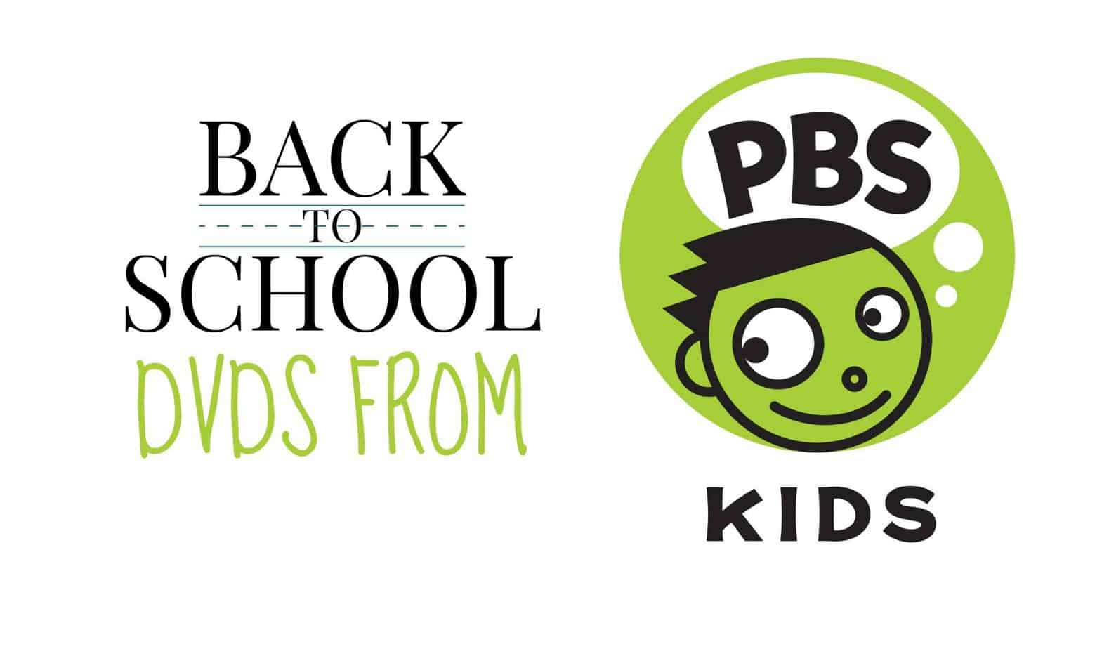 Back To School DVD's From PBS Kids 2