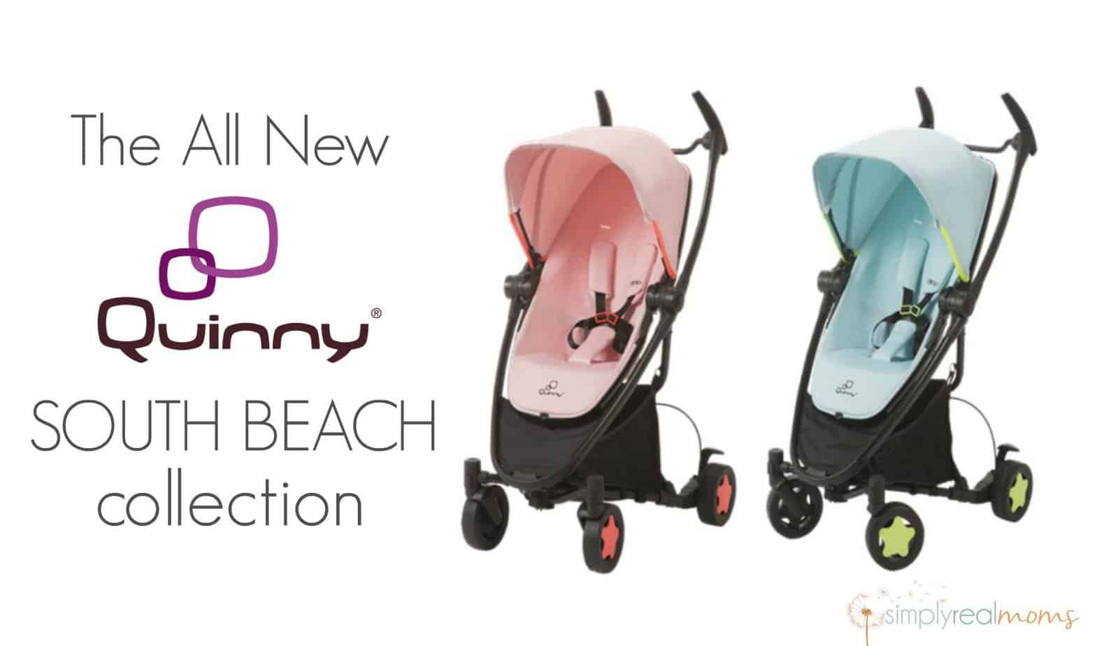 Quinny's New Colors are SO South Beach!