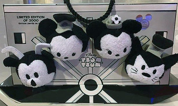 Tsum Tsum Steamboat Willie