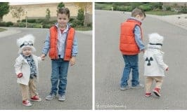 Back to the future costumes for toddlers