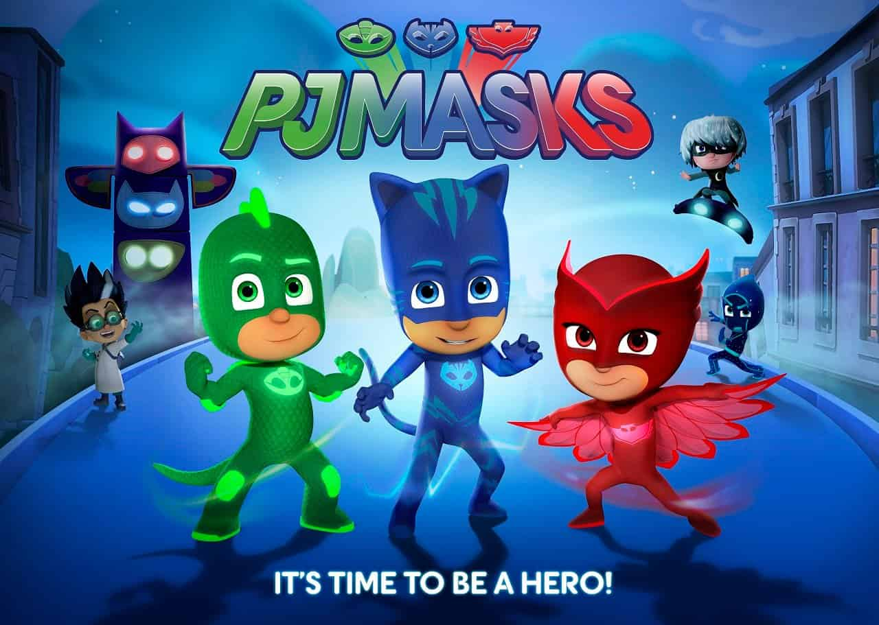 PJ Masks Joins the Disney Lineup this Fall 1