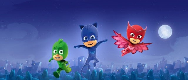 PJ Masks Joins the Disney Lineup this Fall 2