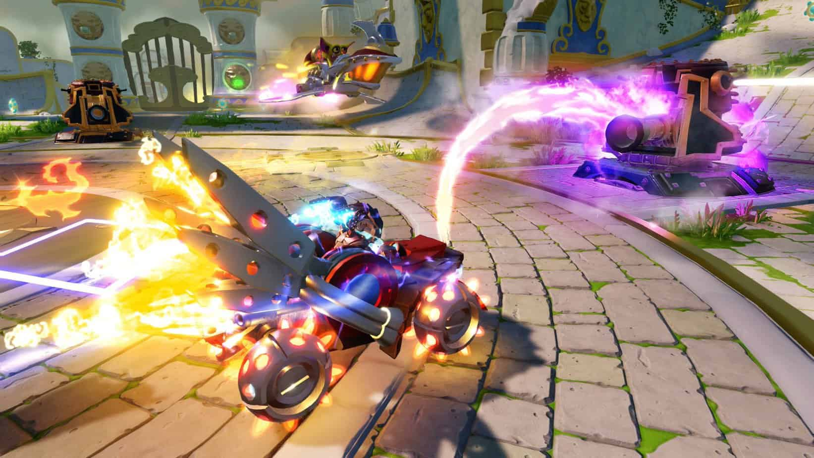 New Skylanders SUPERCHARGERS Ready for Launch 3