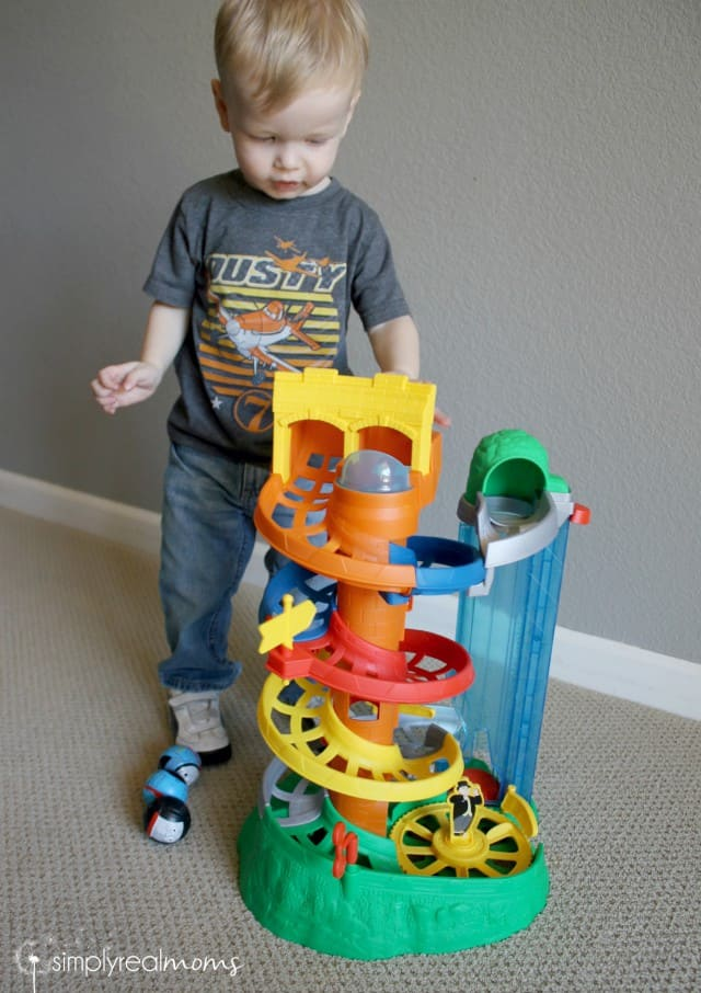 Fun with Thomas and Friends Spiral Station