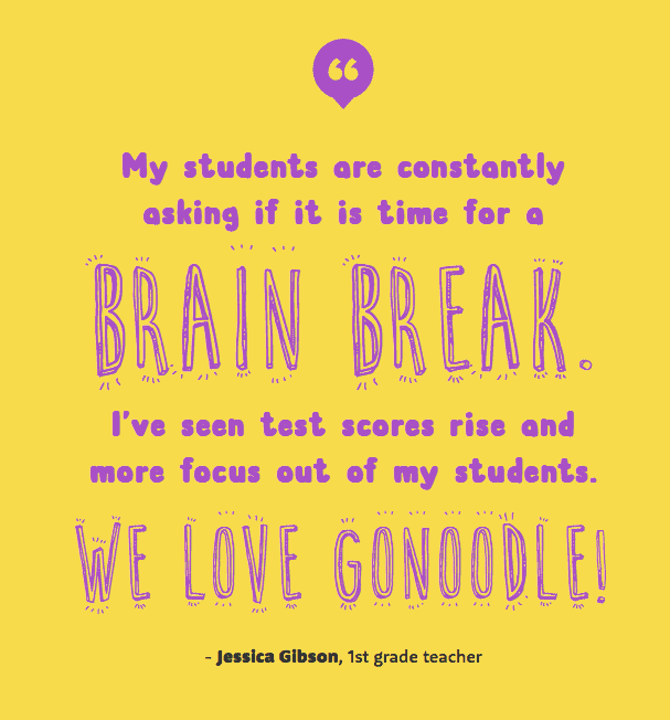 GoNoodle Quote