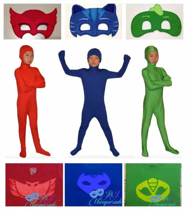 Pj masks character costumes simply real moms