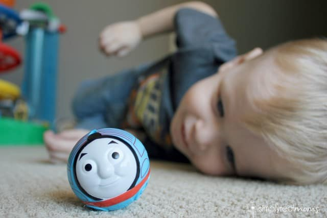 Thomas Rail Roller Ball
