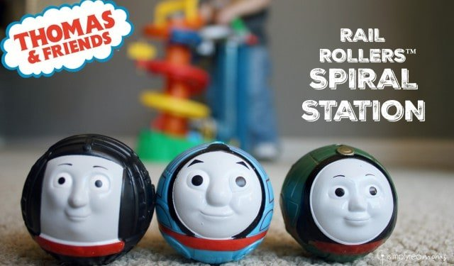 Thomas and Friends Rail Rollers