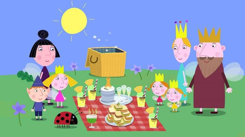 Ben and Holly's Little Kingdom, a Magical Animated Series from the Creators of Peppa Pig 2
