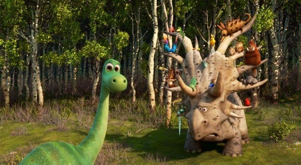 Disney's THE GOOD DINOSAUR Hits Theatres Next Month 2