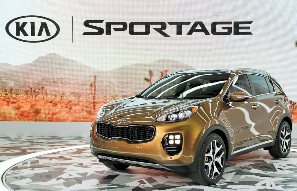 2017 Kia Sportage Unveiled at the Los Angeles Auto Show 6