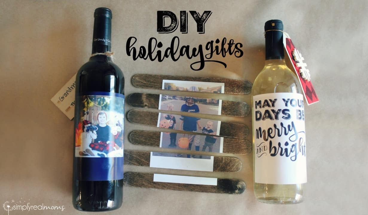 Simply Made: DIY Holiday Photo Gifts 2