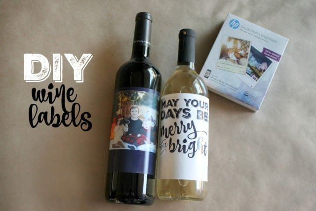 DIY Wine Labels