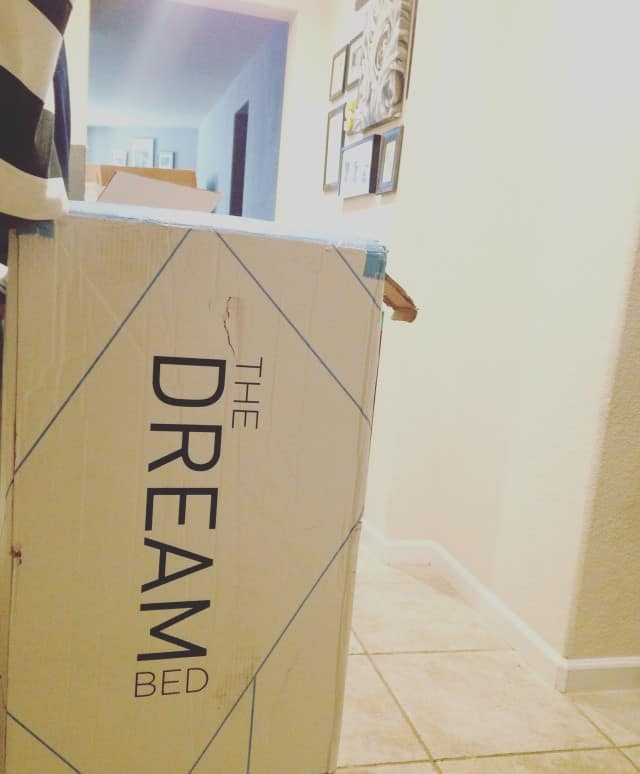 Dream Bed in a Box