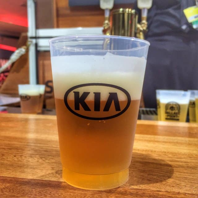 Kia Ballast Point