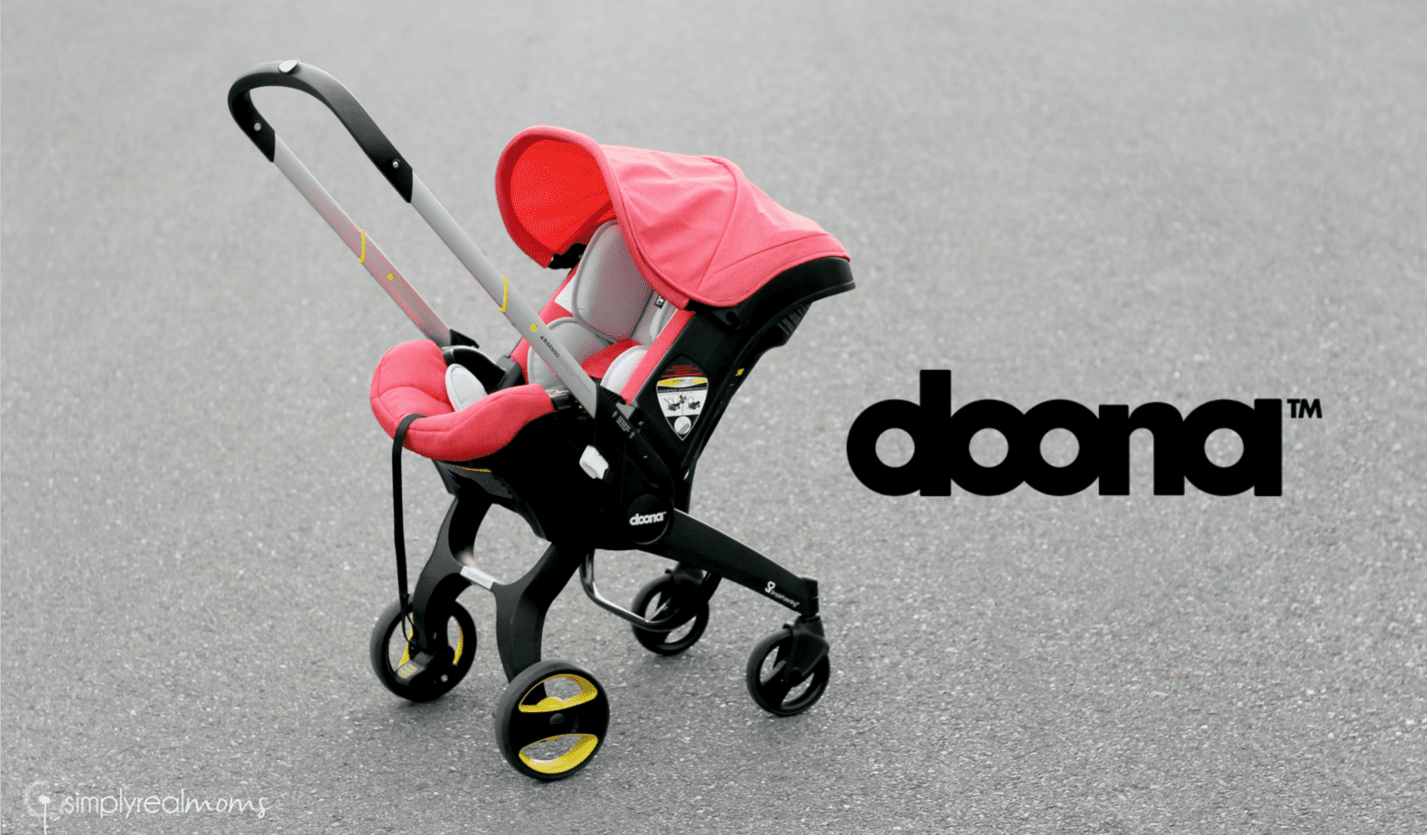 Doona Infant Car Seat 6