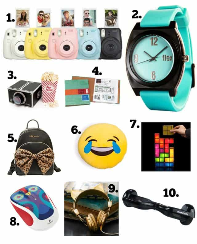 Teen Gift Guide 2015
