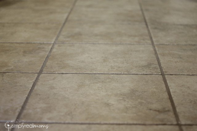 Arm & Hammer Washing Soda Used On Tile