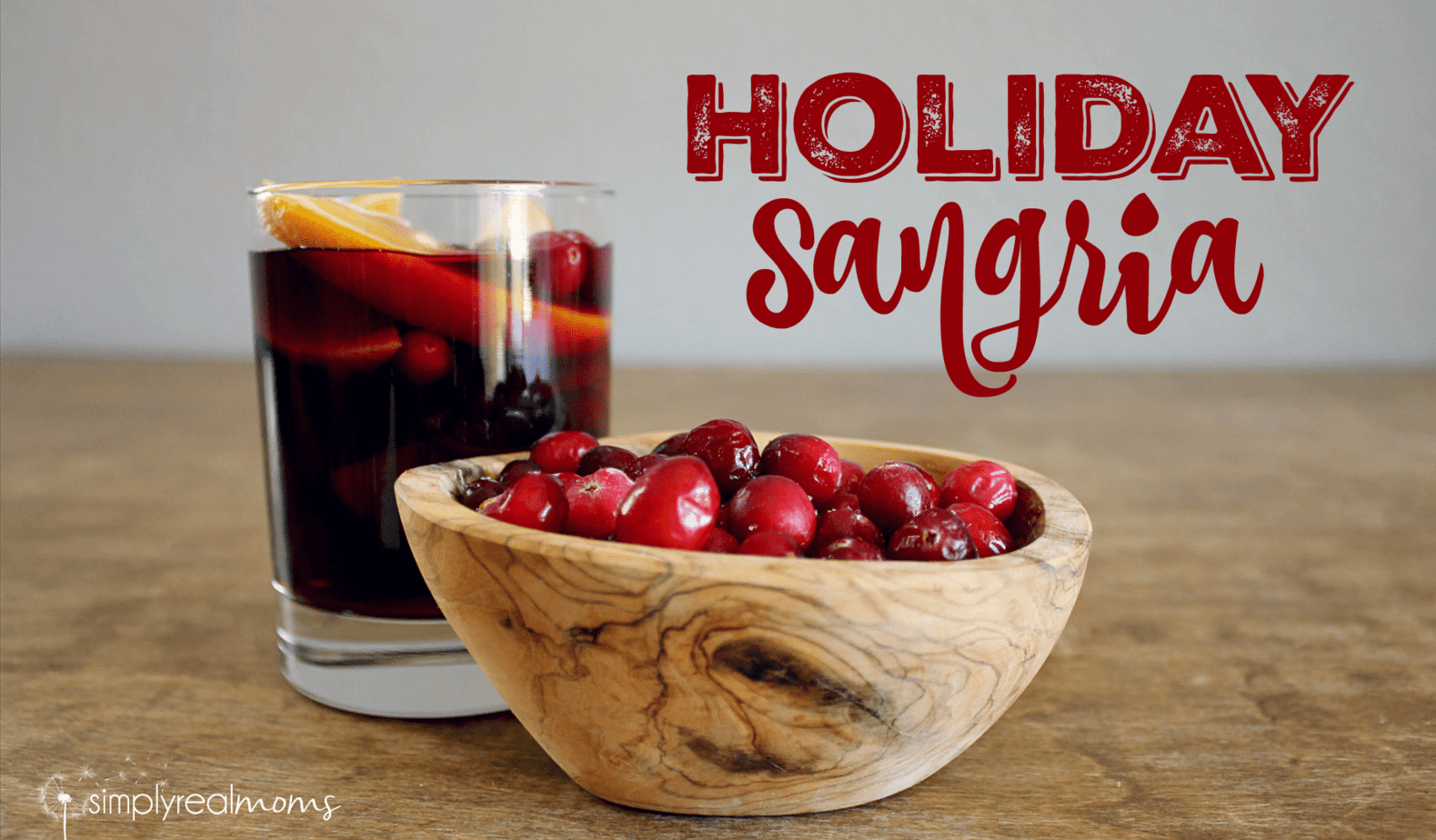 Holiday Sangria 2