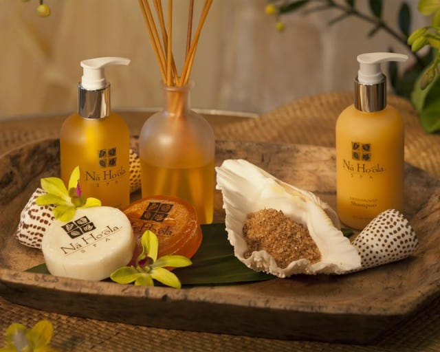 Hyatt Spa Products