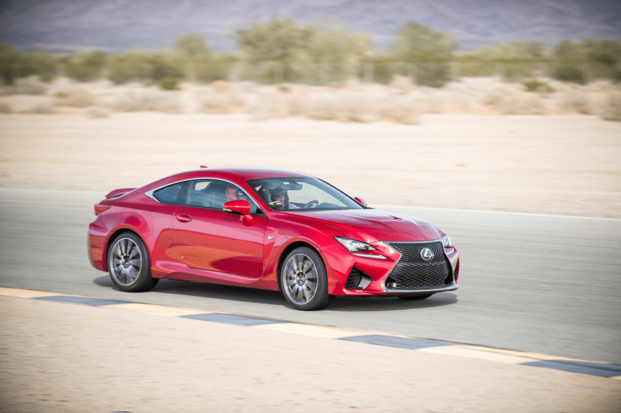 Lexus Performance Drive Experience in Palm Springs 1