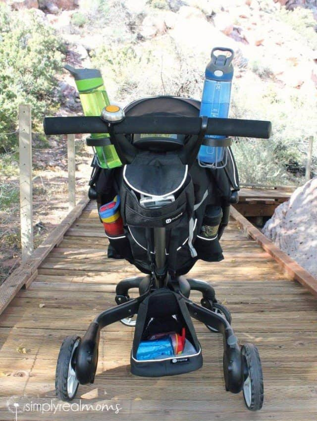 A Review of the 4moms Origami Baby Stroller | Spot Cool Stuff: Tech | 850x640