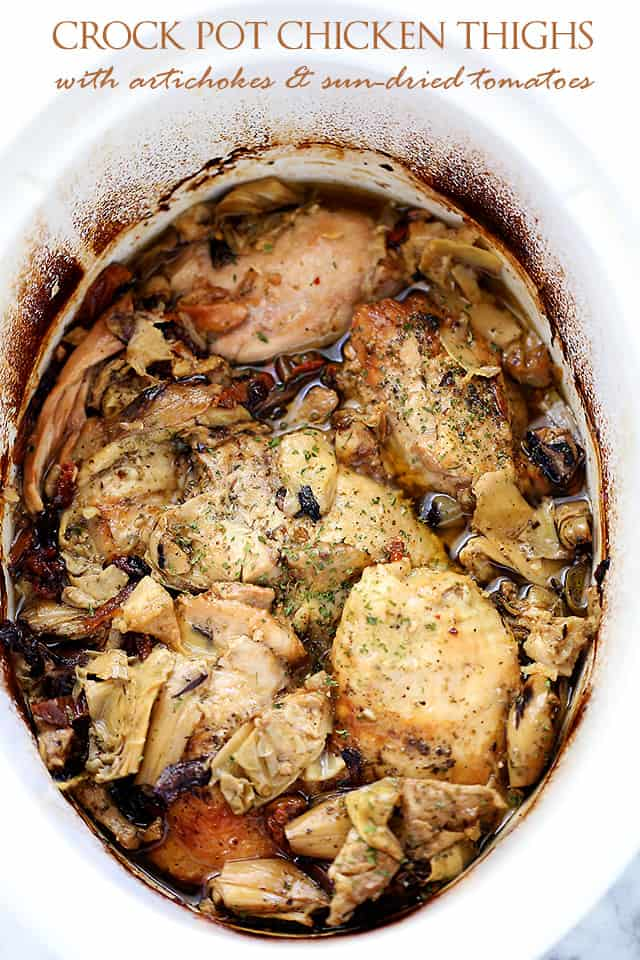 CROCK-POT-CHICKEN-THIGHS