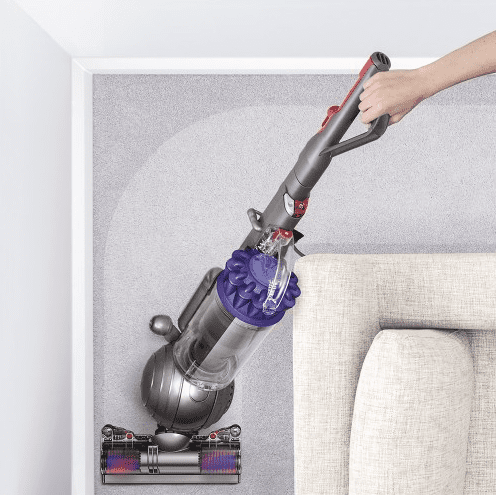 Dyson Ball Animal turns so easily