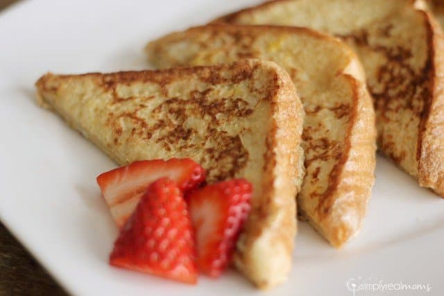 Irish Cream French Toast Recipe
