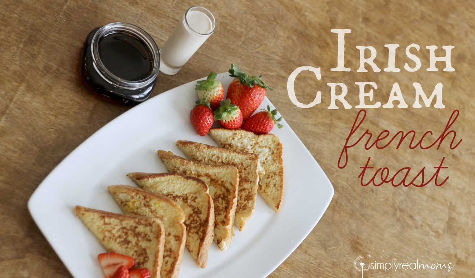 Irish Cream French Toast 5