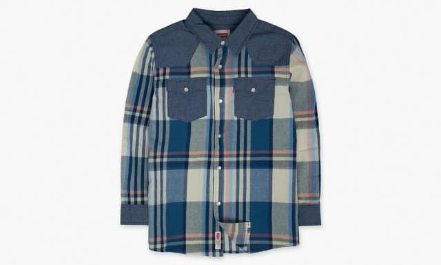 Levi's Flannel Shirts