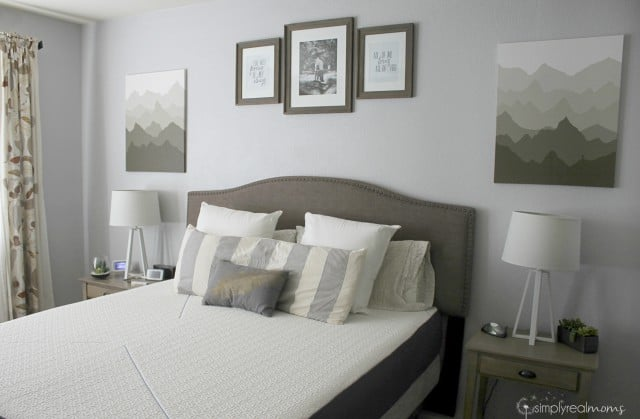 Master Bedroom Neutral Decor