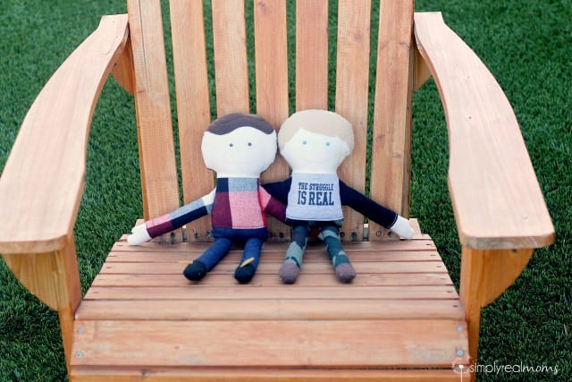 DIY Custom Boy Dolls