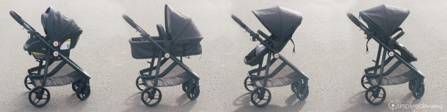 GB Lyfe Travel System - Simply Real Moms
