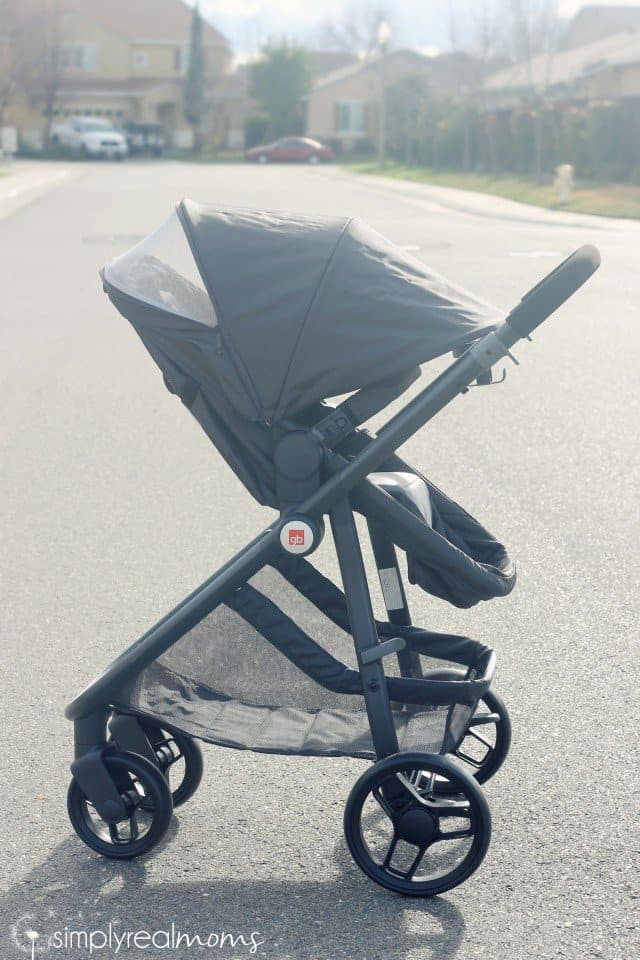 GB Lyfe Stroller Netting