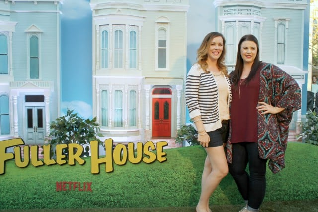 Simply Real Moms at Fuller House