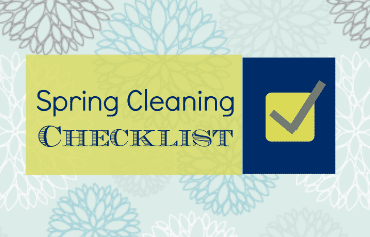 The Spring Cleaning Checklist 3