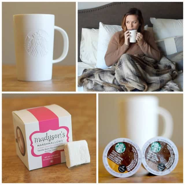 Starbucks Cozy Collection Giveaway