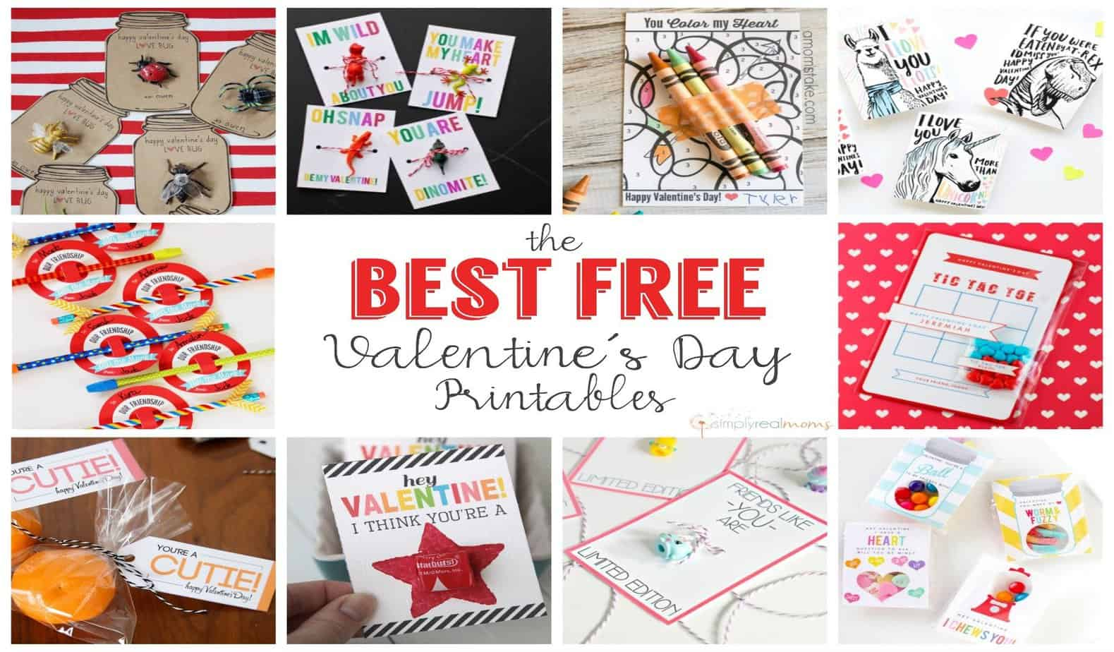 The Best Free Valentines Printables 11
