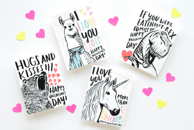 The Best Free Valentines Printables Simply Real Moms
